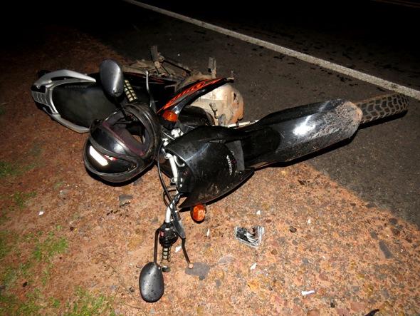Acidentes de motos matam dois no cariri num intervalo de seis horas. As mortes ocorreram  em Barbalha  e Crato