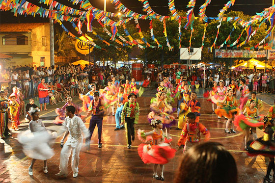 Dia Nacional do Quadrilheiro Junino é comemorado  em Juazeiro do Norte