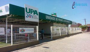 UPA DO LIMOEIRO, EM JUAZEIRO DO NORTE. FOTO: JOTA LOPES/AGÊNCIA CARIRICEARA.COM