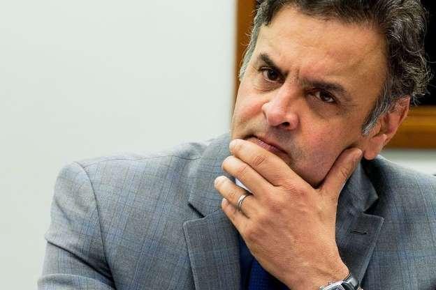 Ministro do STF amplia decisão que quebrou sigilo fiscal de Aécio