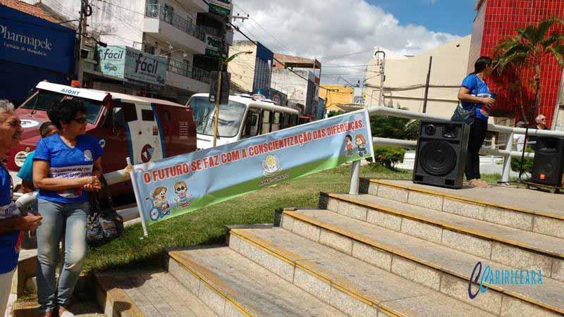 Acontece nesta sexta feira em Crato a mostra de Cultura e Arte do Mesa Brasil SESC 1