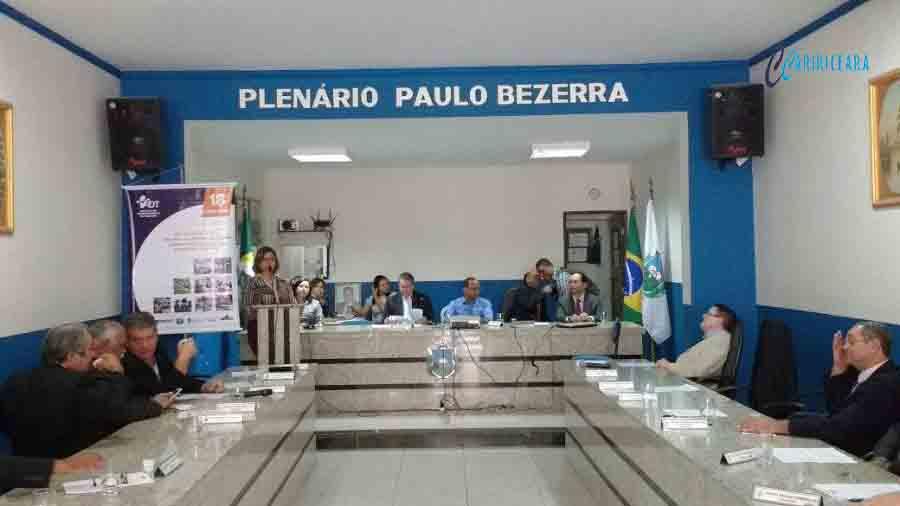 Camara Municipal do Crato homenageia o IDT pela passagem dos seus dezoito anos FT Joao Vieira (1)