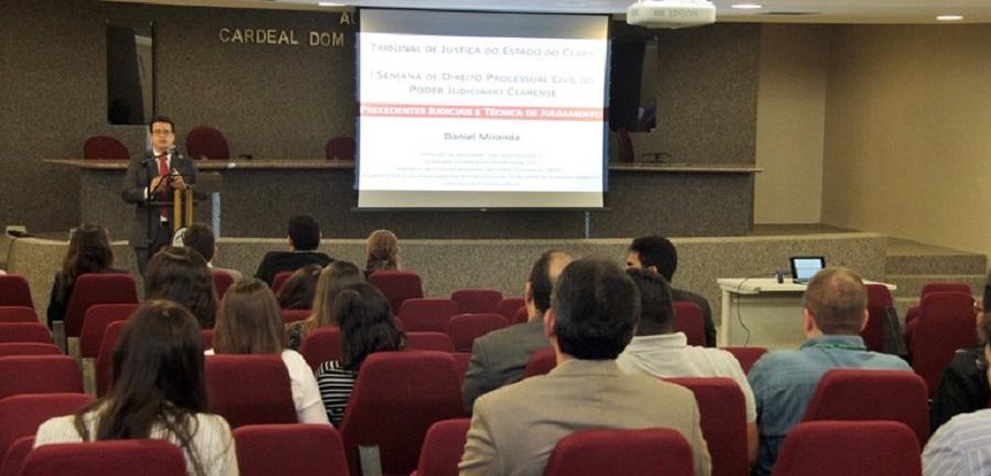 Ciclo de Palestras sobre Direito Processual Civil FT ILUSTRATIVA