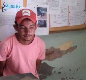 Francisco Edilson Liberanino de Sousa, o Vei Diu nOVA OLINDA 24.08