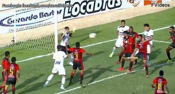 Guarani de Juazeiro é goleado pelo Imperatriz-MA por 4 x 0