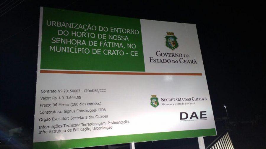 Horto de Nossa Senhora de Fatima ganhara urbanizacao - 3