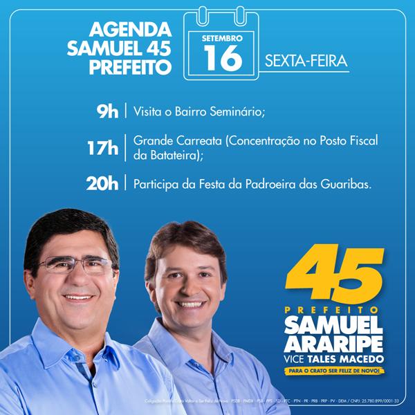 Agenda-16.09 samuel