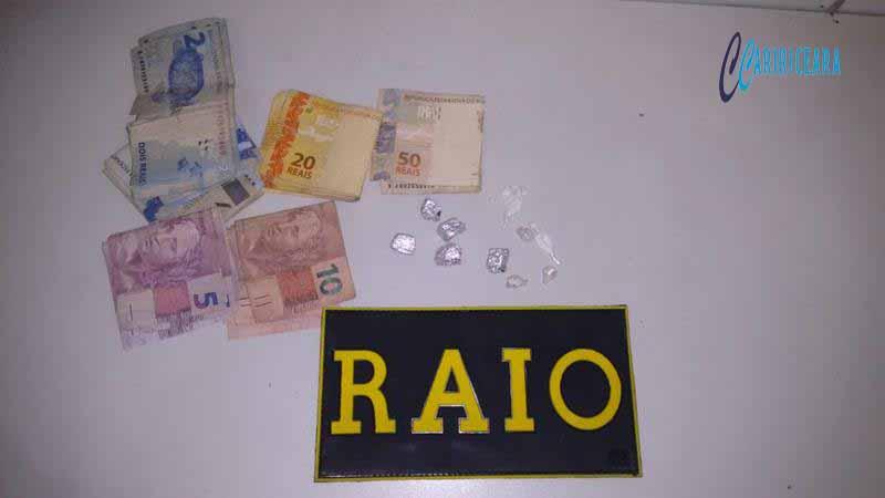 DROGAS_Raimundo Nonato Ferreira, 29 anos, Lazaro Alves de Sousa, 24 anos CRATO 10.09.16