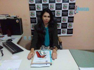 Delegada Camila Brito _DDM Crato - Foto_ Jota Lopes