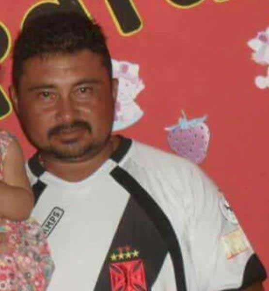 Evandro Dias de Lima, assassinado a bala em Salitre