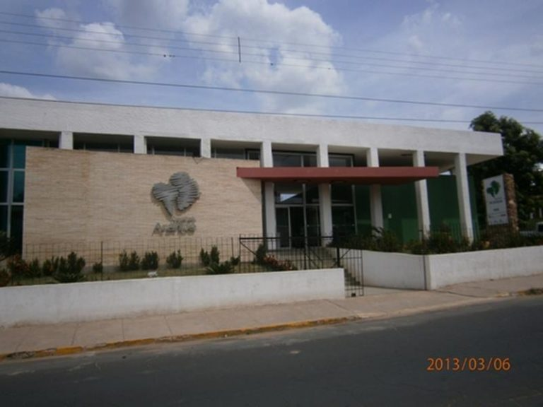 Geopark Sede Crato  FOTO JOTA LOPES AG. CARIRICEARA.COM