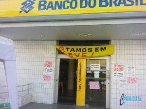 Greve bancarios Foto Jota Lopes