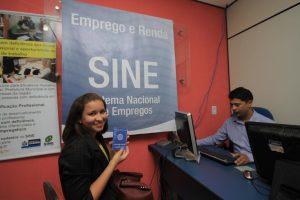 Oportunidade de emprego.SINE/IDT disponibiliza de 22 vagas de emprego no cariri