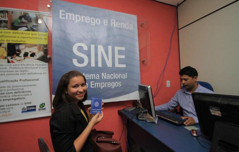 SINE/IDT disponibiliza de 39 vagas de emprego no cariri