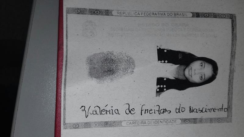 VALERIA DE FREITAS NASCIMENTO, 23 anos de idade que morava rua Sao Bento, bairro Franciscanos, em Juazeiro (2)