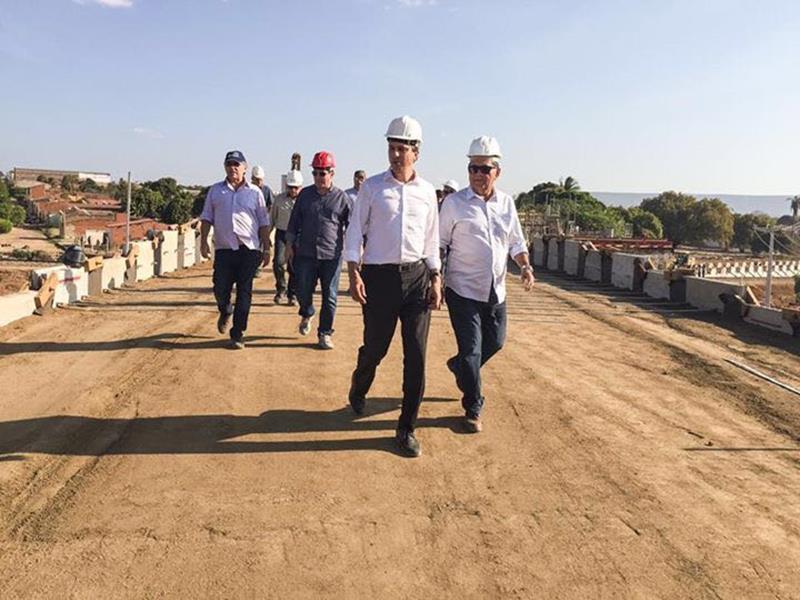 obras de infraestrutura para Crato e Nova Olinda (2)