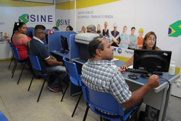 SINE/IDToferta 49 vagas de emprego no Cariri