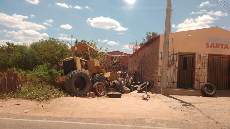 DESMONTE EM AIUABA lideranças do município de Aiuaba denunciam desmandos administrativos (4)