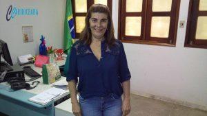 Dra. Fabíola Alencar, Coordenadora do Hemoce Crato e Hemonúcleo de Juazeiro do Norte. Foto: Jota Lopes/Agência Caririceara.com