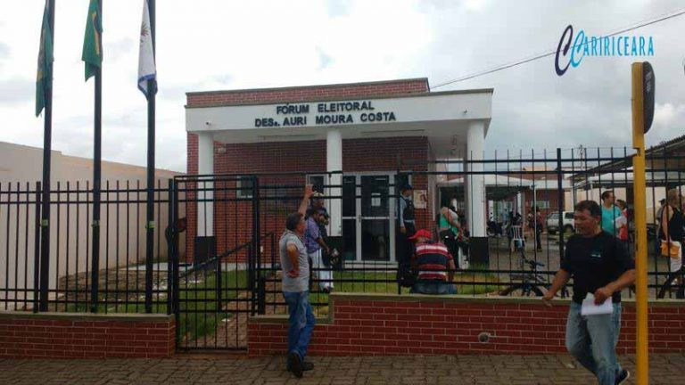 Forum Eleitoral do Crato - Ag. Caririceara.com
