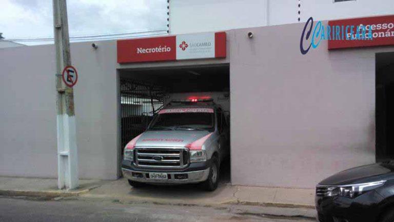 Morre em hospital de Crato aposentado lesionado a bala no último dia 27, em Campos Sales. RABECÃO