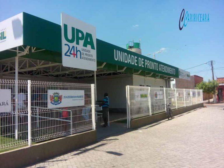 Homem de 37 anos morre na UPA do Limoeiro com suspeita de overdose e outro no HRC em consequência da violência no transito.