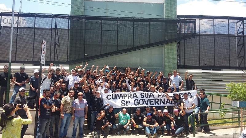 manifestação na Delegacia Regional d Juazeiro do Norte (5)