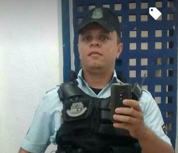 O policial militar Djackson Araújo de Viveiro, o SD Djackson foi executado com dois tiros na nuca, em Juazeiro do Norte