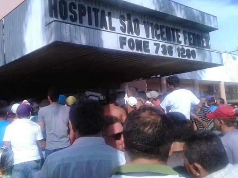 hospital São Vicebte Ferrer de Lavras da Mangabeira FOTO_DIVULGAÇÃO