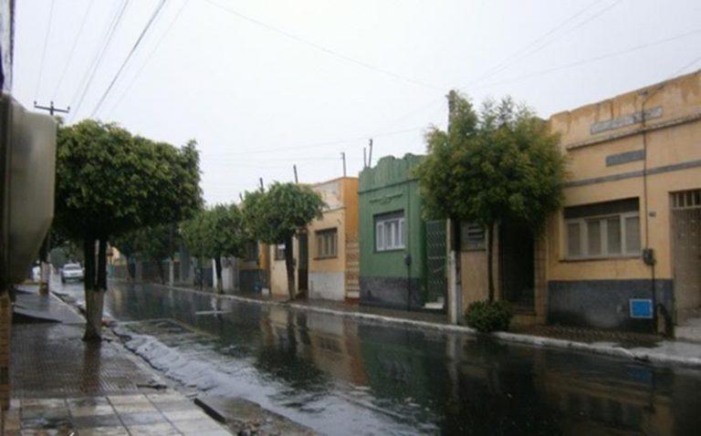 Chove em mais de 100 municípios cearenses