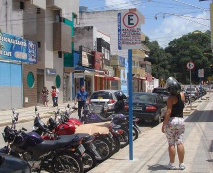 Estacionamento rotativo Zona Azul deve voltar a funcionar nas próximas semanas em Crato
