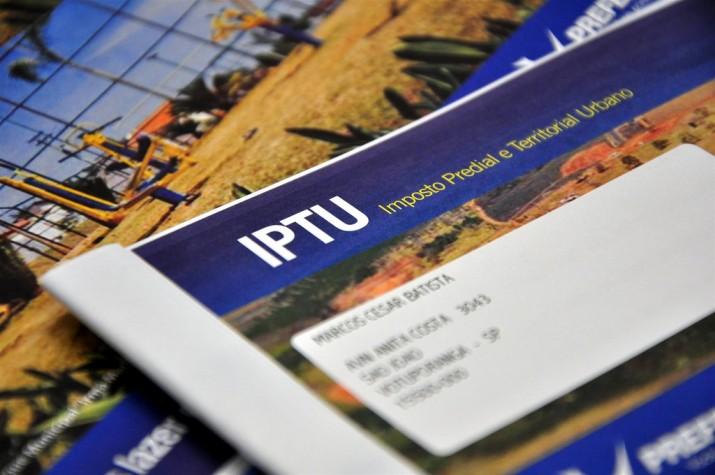 Primeira parcela do IPTU Crato tem vencimento na próxima segunda-feira, dia 10