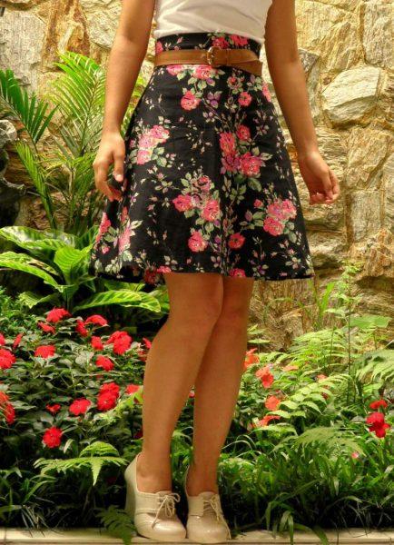 saia-evase-floral-preta 2