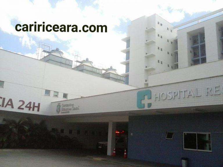 Idoso atropelado em Brejo Santos, e adolescente acidentado com moto em Acopiara morrem no HRC, em Juazeiro