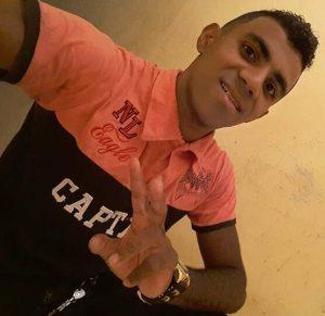 Antonio Augusto dos Santos, de 27 anos,