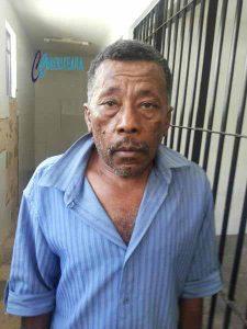 Cícero Silvestre da Silva, 53 anos acusado de matar a companheira a golpes de machado em Missão Velha