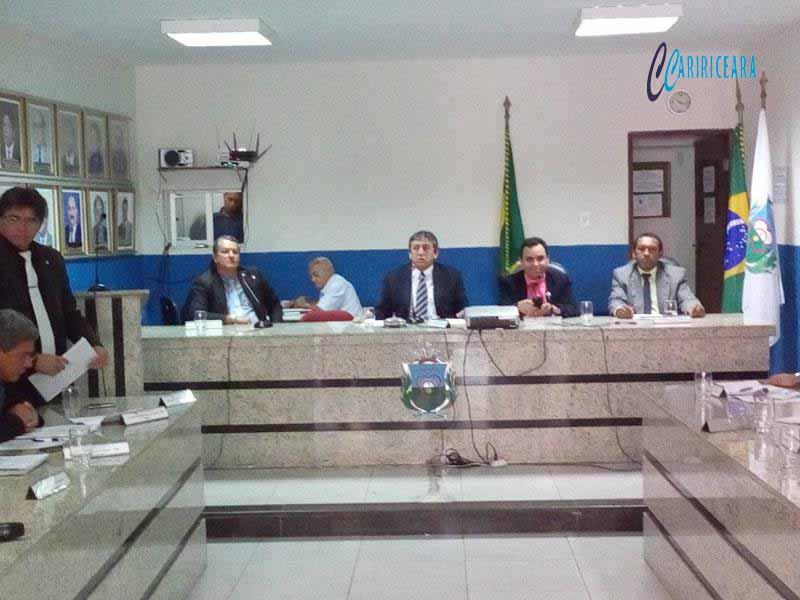 Câmara do Crato aprova em segunda votação reforma administrativa do município