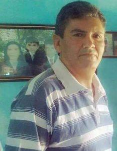 Francisco José Pereira de Macedo, 46 anos executado com tiros na cabeça em Crato.