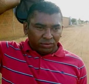 José Caitano de Sousa, o Duda Caitano, 35 anos apontado como suspeito do crime