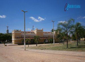 Centro Cultural do Araripe em Crato-CE. Foto: Jota Lopes /Agência Caririceara.com