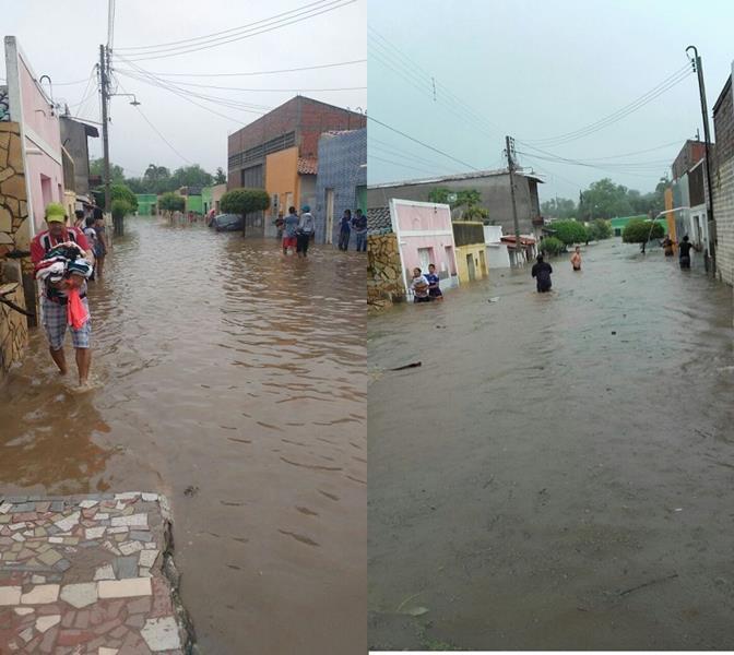 Chuvas atingem 71 municípios no Ceará neste sábado (31)
