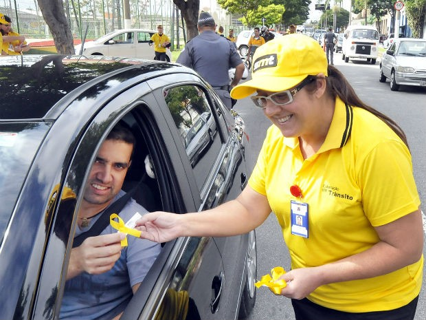 Campanha Maio Amarelo será realizada em Crato