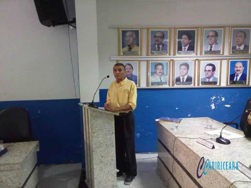 Grito da Terra Cariri será discutido em Audiência Pública na Câmara Municipal do Crato