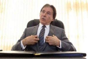 O presidente do Senado, Eunício Oliveira (PMDB-CE) Foto_André Dusek_Estadão