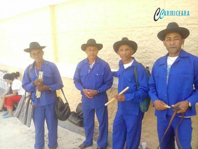 Irmãos Aniceto se apresentam no II Encontro de Pífanos, em Brasília
