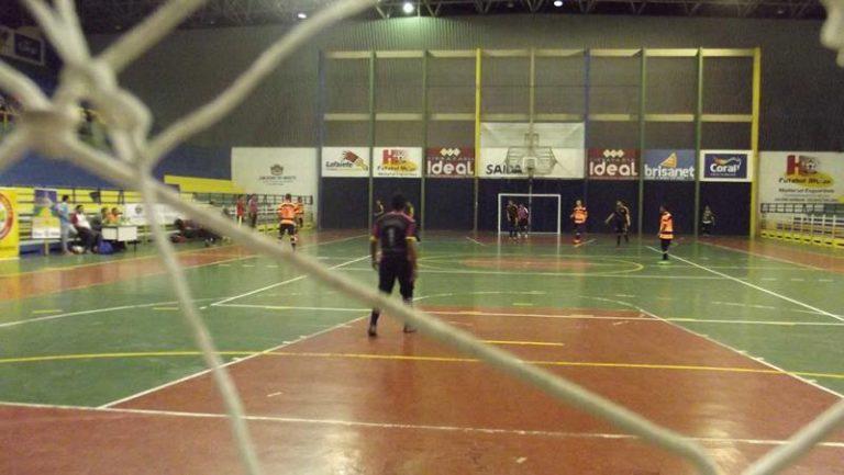 Campeonato futsal. (Copy)