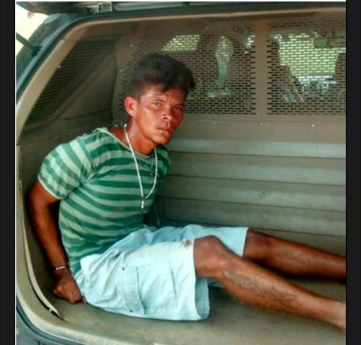 "Manoel Olímpio dos Santos, 20 anos, vulgo ""Painho""."