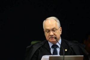 Fachin é sorteado para analisar ação de Pezão contra ministro da Justiça