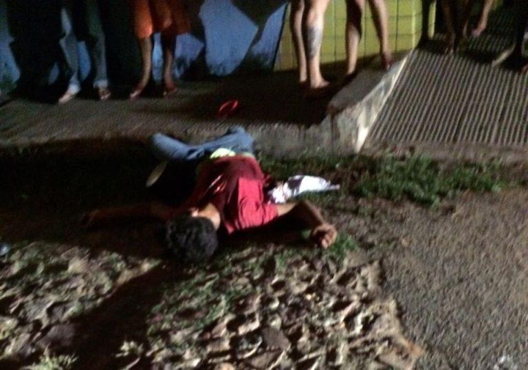 Menor de 15 anos morto à bala em Juazeiro do Norte na noite desta quinta-feira.