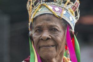 Sesc homenageia Mestre Margarida nos seus  82 anos